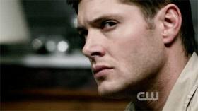 dean's glare face